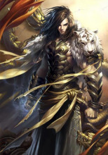 Бог Войны, отмеченный Драконом. Часть 1